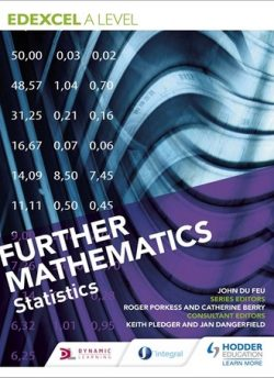 Edexcel A Level Further Mathematics Statistics - John Du Feu