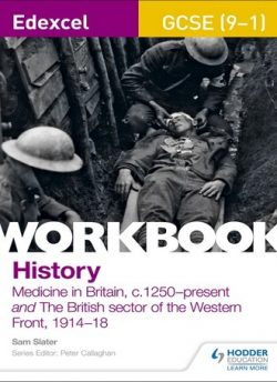 Edexcel GCSE (9-1) History Workbook: Medicine in Britain