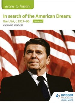 Access to History: In search of the American Dream: the USA