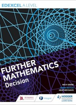 Edexcel A Level Further Mathematics Decision - Nick Geere