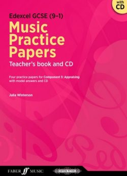 Edexcel GCSE Music Practice Papers Teacher's Book - Julia Winterson