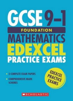 Foundation Maths Exam Practice Edexcel: 3 Papers - Alessio Bernardelli