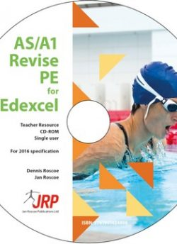 AS/A1 Revise PE for Edexcel Teacher Resource Single User - Dr. Dennis Roscoe