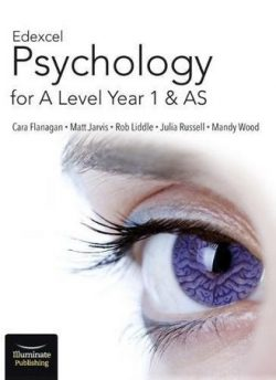 Edexcel Psychology for A Level Year 1 and AS: Student Book - Cara Flanagan