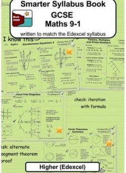 Smarter Syllabus Book - GCSE Maths 9-1 Higher (Edexcel): Written to match the Edexcel Higher syllabus - Valerie Redcliffe