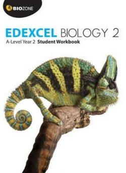 Edexcel Biology 2 A-Level Year 2: Student Workbook: 2017 - Tracey Greenwood