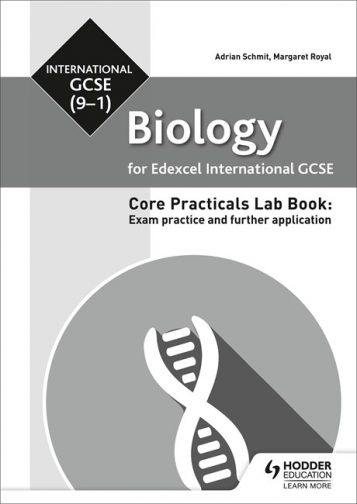 Edexcel International GCSE Biology Student Lab Book