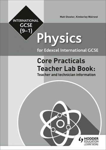 Edexcel International GCSE (9-1) Physics Teacher Lab Book