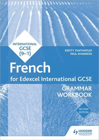Edexcel International GCSE French Grammar Workbook Second Edition