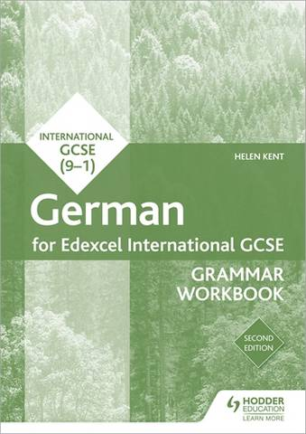 Edexcel International GCSE German Grammar Workbook Second Edition
